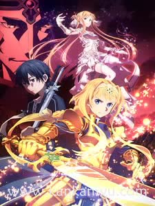 刀剑神域 Alicization War of Underworld(动漫)