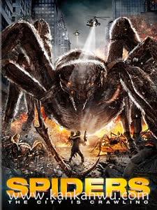 巨型蜘蛛2013